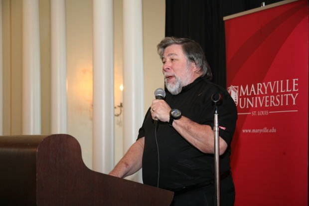 Steve Wozniak Reception