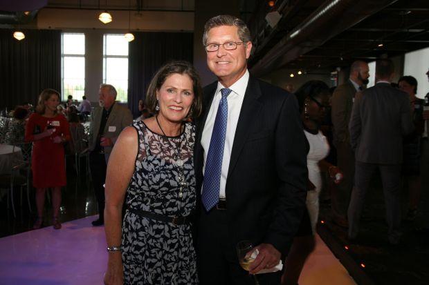 Christine and Jim Dohr