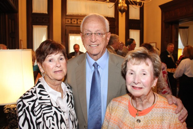 Mary Ann Capellupo, Joe and Rosemary Shaughnessy