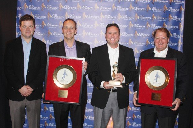 Tom Ackerman, Steve Moore, Mike Walsh, Jay Shields