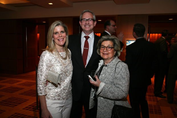 Susan Wherremeyer, Greg Lukeman, Barbara Goodman