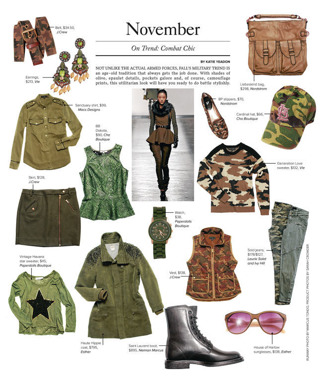 November Fashion