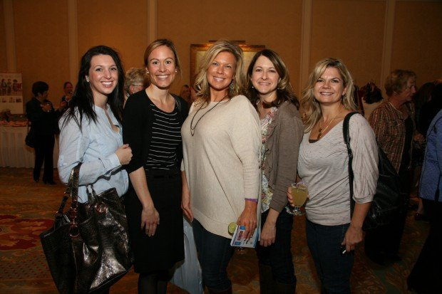Ashley Turner, Korissa Zickrick, Ann Perryman, Ronda Kertz, Jen Mason