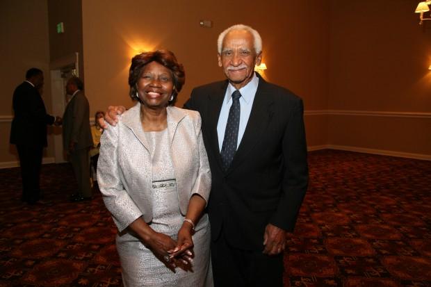 Barbara and Charles Murphy