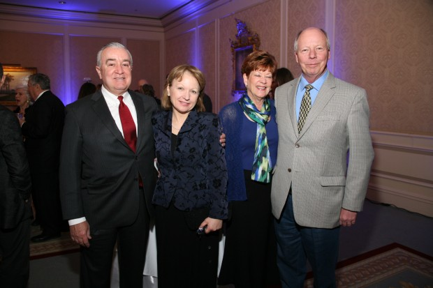 Tom and Kathy Fleming, Diane Enloe, David Boase