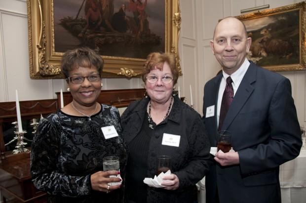 Patricia Harris, Aurelia and Russel Weil