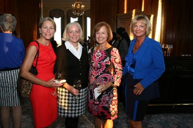 Lisa Nouss, Susie Sivewright, Debbie Tharpe, Beth Anderson