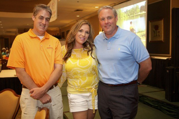 Brett Moorehouse, Kim and Martin Kilcoyne