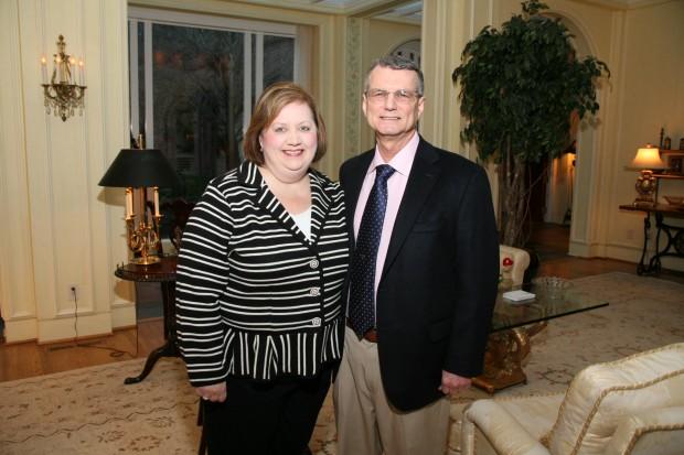 Rita and Steve Crain