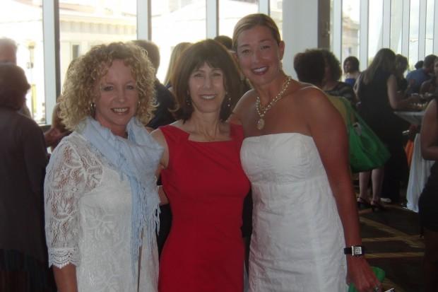 Ericka Zoll, Lisa Zarin, Sandra Young-McNamee