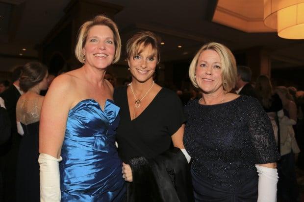 Lucy Krause, Elizabeth Danforth, Tracey Gans