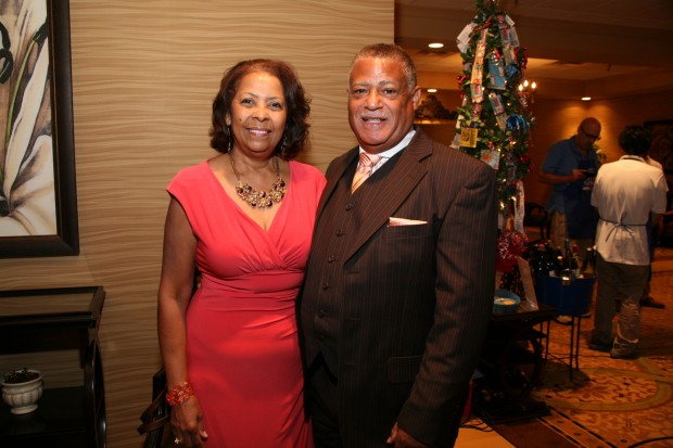 Sylvia and Carlos Jenkins