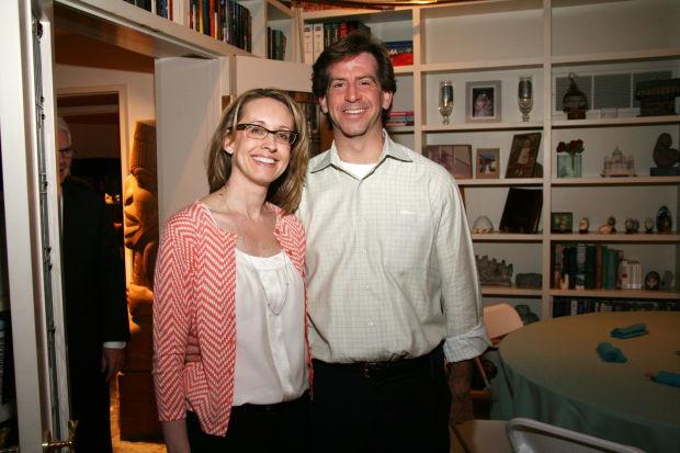 Jen and Steve Davis