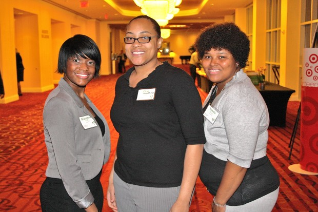 Shaughna Potts, Chasmyn Phillips, Yolanda Rucker