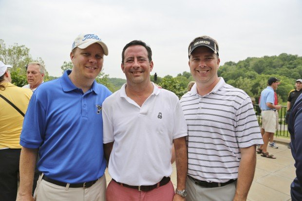 Eric Stisser, Thom Williams, Eric Hauser