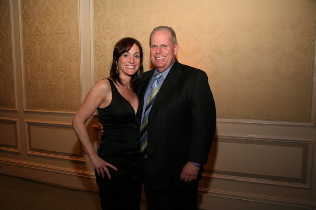 Susie and Rick Berg