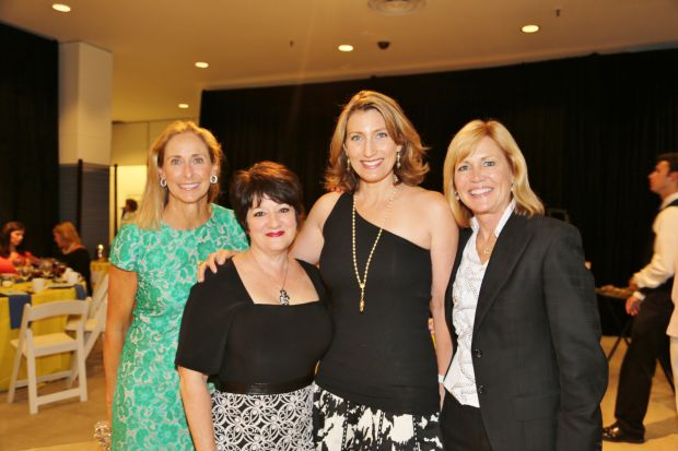 Kelly Bloom, Pam Carter, Kerith Thurman, Pam Nicholson