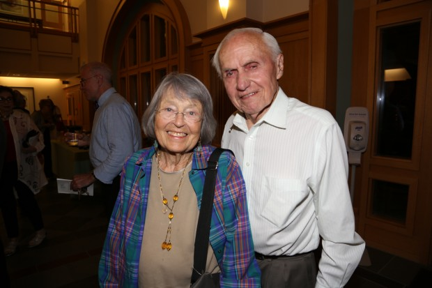 Ann and Hank Bauer
