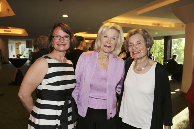 Marcia Quint, Noemi Neidorff, Susan Uchitelle