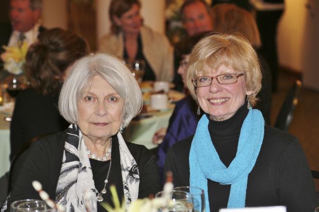 Joan Beuckman, Joy Wofford