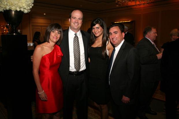 Susie Sachs, Jonathan Sachs, Megan Burns, Bob Steinback