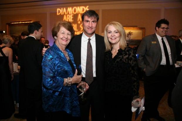 Lynette Roccia, Jim and Donna Roccia