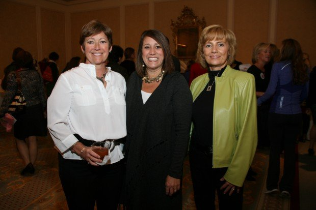 Patty Nash, Christy Riffel, Terri Milcic