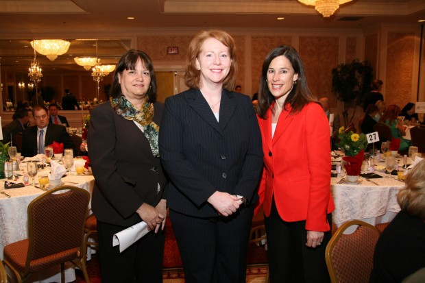 Mary Swan, Theresa Beldner, Kathy Reeves