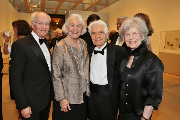 Kent Kreh, Nancy and Leon Hall, Dorothy Kreh