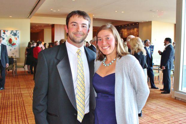 Pete and Jen McKeoun