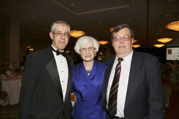 David Clifford, Marcia and James Nusz