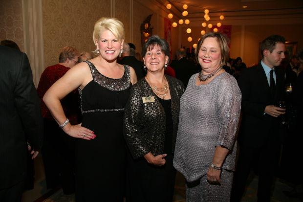 Lisa Nichols, Donna Rogers, Lynne Turley