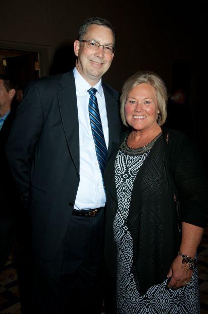 Steve and Sandy Meeks