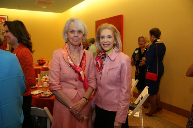 Lisa McMullin, Joan Berkman