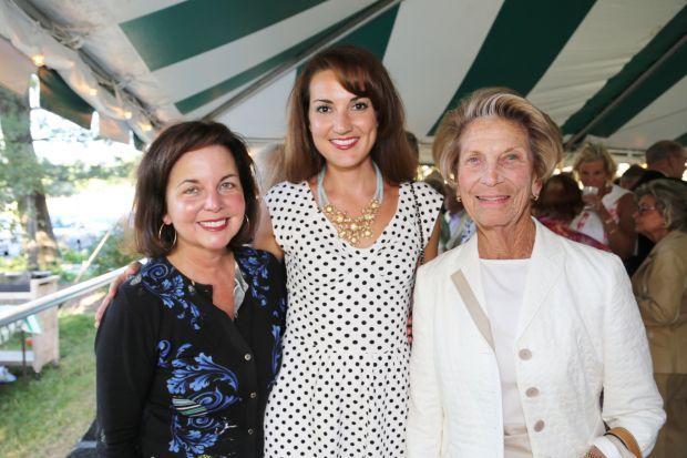 Sue Engelhardt, Laetitia Guerrini, Bettie Johnson