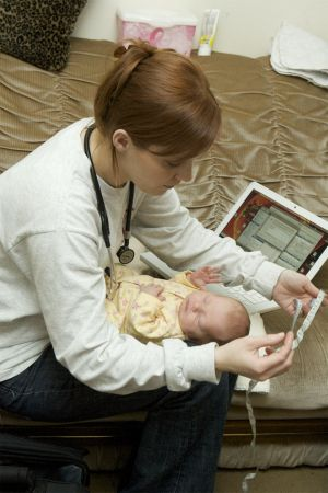 Nurses for Newborns