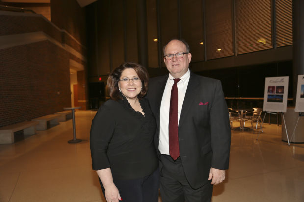 Paula and David Friedman