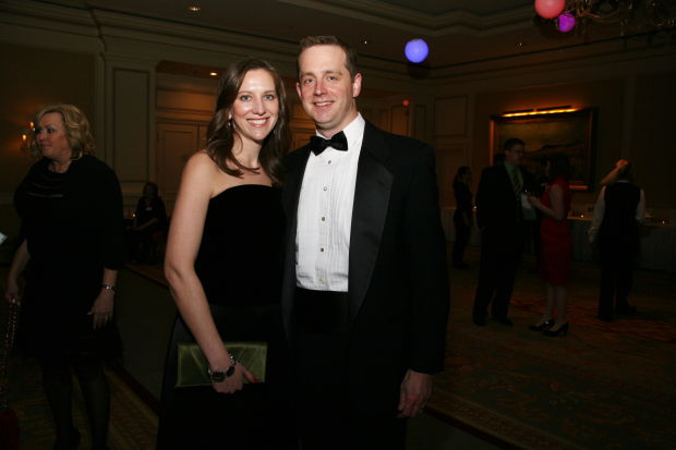 Becky and Nick Williamson