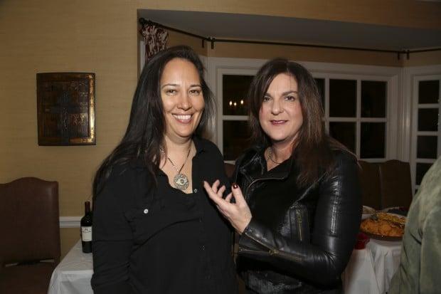 Christine Luhnow, Carol Goldstein