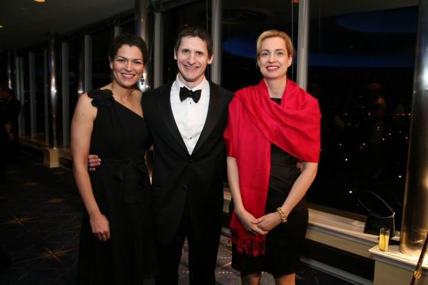 Susan Joseph, Ari Cedars, Friederike Kreisel