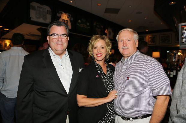 Jack Stapleton, Kathy and Dave Strickfaden