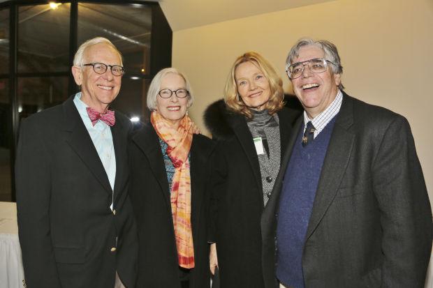 John and Mimi LeBourgeois, Ginny Bales, Jay Gitlin