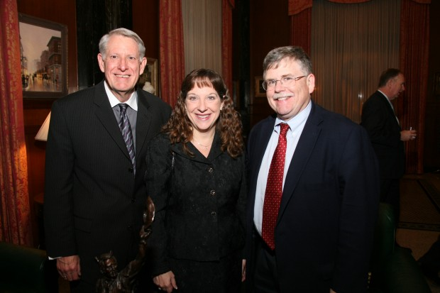 John Rekowski, Julie Katz, John O'Gara