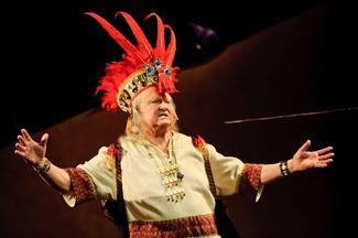 """The Death of Atahualpa"""