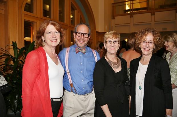 Kelly Weber, Barry Arthur Litwin, Missy Fish, Diane Weinstock