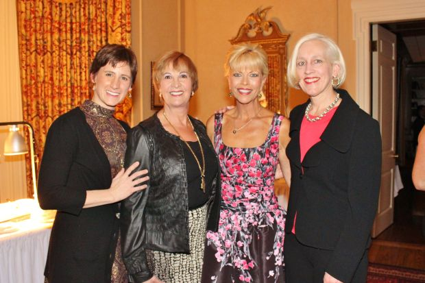 Dawn Gilbertson, Cheri Fromm, Debbie Bentele, Kim Eberleim
