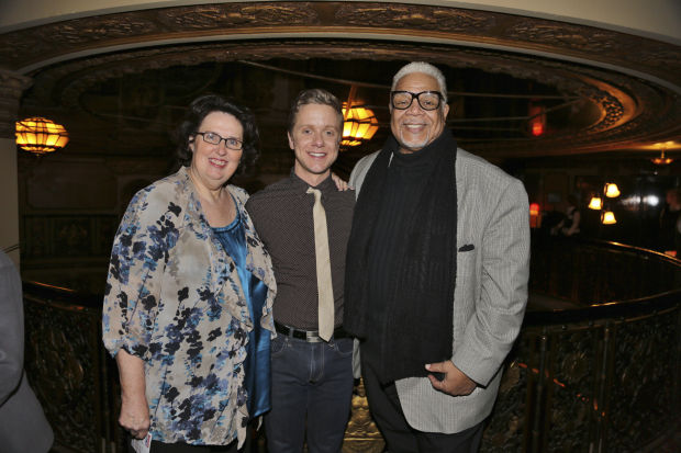 Phyllis Smith, Ben Nordstrom, Ken Page