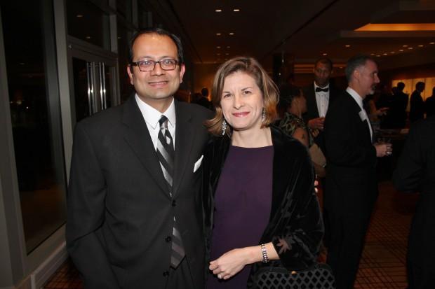Amit Shah, Beth Fisher