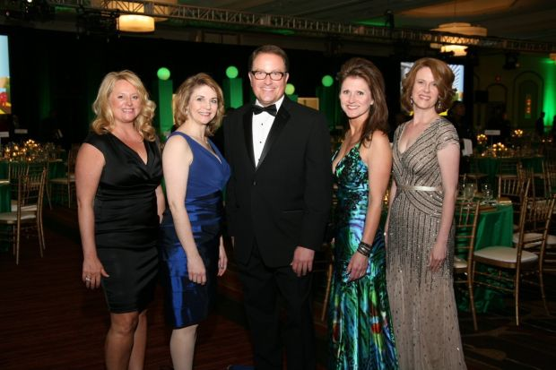 Chandra Hussey, Jennifer Jones, Russell Kinsaul, Christina Reilly, Beth Schartner, Derek Rapp