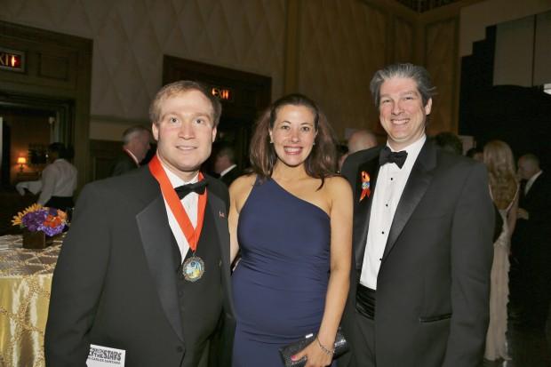 Peter Neidorff, Kelly and David Minifie